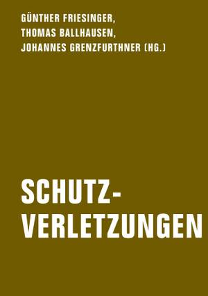 Friesinger Ballhausen Grenzfurthner Hg Schutzverletzungen
